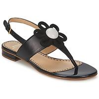 Sapatos Mulher Sandálias Moschino Cheap & CHIC CA16112C1ZCB Preto
