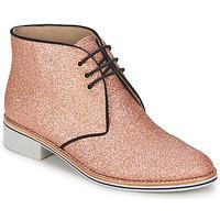 Sapatos Mulher Botas baixas C.Petula STELLA Rosa