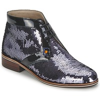 Sapatos Mulher Sapatos C.Petula PEGASE Prateado