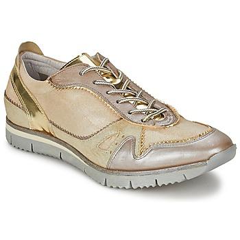 Sapatos Mulher Sapatilhas Manas  Ouro