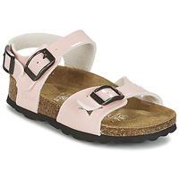 Sapatos Rapariga Sandálias Betula Original Betula Fussbett JEAN Rosa