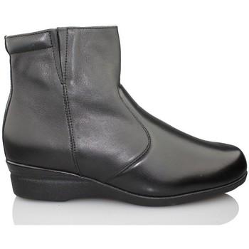 Sapatos Mulher Botins Dtorres BORINES DORES SAPPORO B5B4 W PRETO