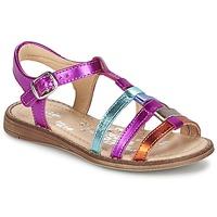 Sapatos Rapariga Sandálias Babybotte KIRI2 Multicolor