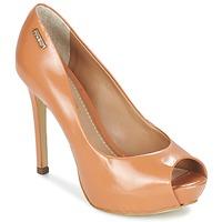 Sapatos Mulher Escarpim Dumond BATOULOIE Bege