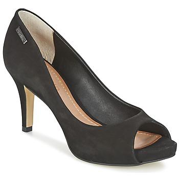 Sapatos Mulher Escarpim Dumond GUELVUNE Preto
