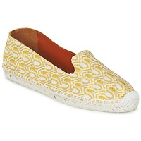 Sapatos Mulher Alpargatas Missoni XM029 Amarelo