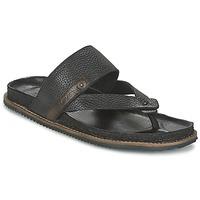 Sapatos Homem Sandálias Levi's CHABOT FLIP FLOP Preto