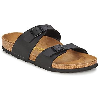 Sapatos Mulher Sandálias Birkenstock SYDNEY Preto