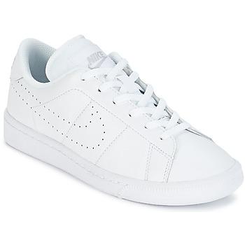 Sapatos Criança Sapatilhas Nike TENNIS CLASSIC PREMIUM JUNIOR Branco