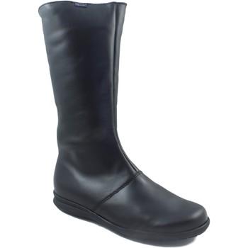 Sapatos Mulher Botas Gorila BOTA NEGRA COMODA (CALLAGHAN) NEGRO