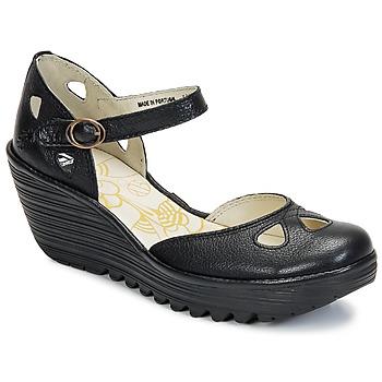 Sapatos Mulher Escarpim Fly London YUNA Preto