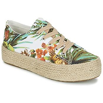 Sapatos Mulher Sapatilhas Wildflower EGINA Verde / Tropical