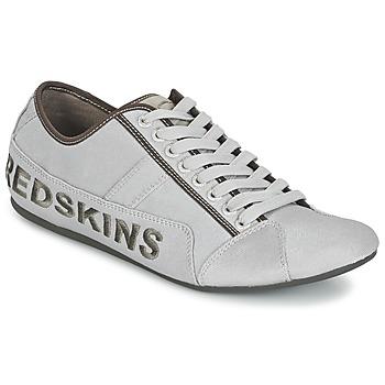Sapatos Homem Sapatilhas Redskins TEMPO Cinza