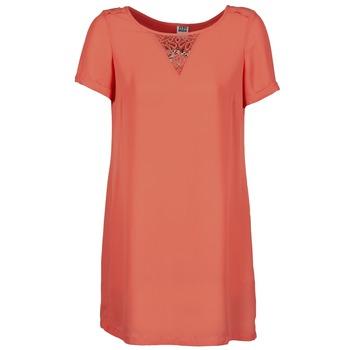 Textil Mulher Vestidos curtos Vero Moda TRIPPA Coral