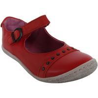 Sapatos Rapariga Sabrinas Kickers 413970-30 CAKMANDOU ROUGE FONCE Rojo
