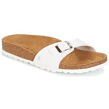 Sapatos Mulher Chinelos Casual Attitude TERTROBAL Branco