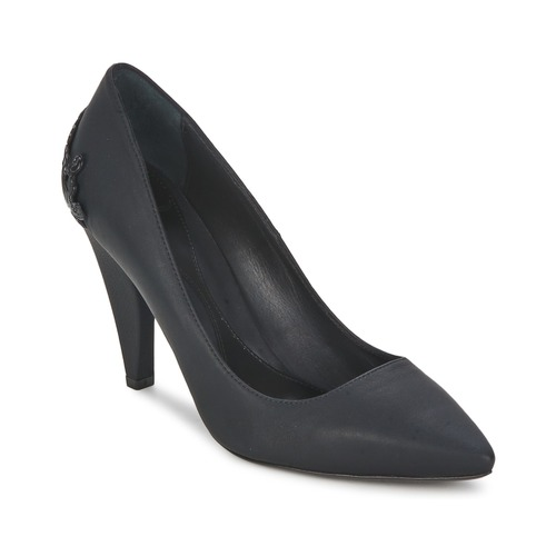 Sapatos Mulher Escarpim McQ Alexander McQueen 336523 Preto
