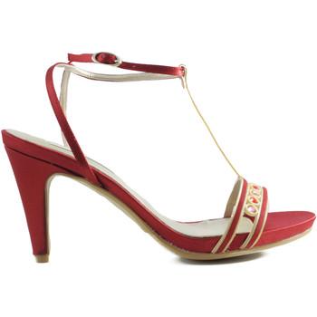 Sapatos Mulher Sandálias Angel Alarcon ANG ALARCON OPORTO ROJO