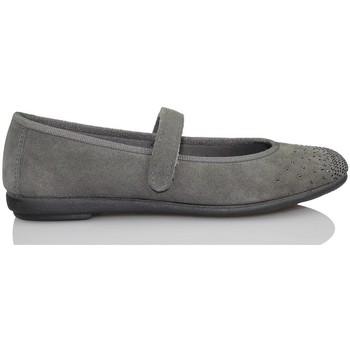 Sapatos Rapariga Sabrinas Vulladi SERRAJE CAN NIÑA BAILARINA COMODA GRIS