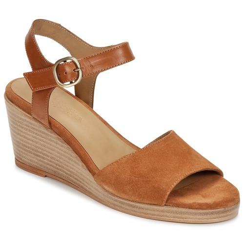 Sapatos Mulher Sandálias n.d.c. LAS SALINAS Conhaque