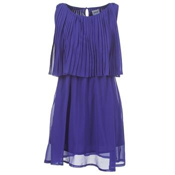 Textil Mulher Vestidos curtos Compania Fantastica CARYA Azul