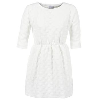 Textil Mulher Vestidos curtos Compania Fantastica FRENE Branco