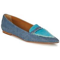 Sapatos Mulher Sabrinas Castaner KATY Azul / Ganga