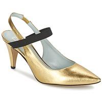 Sapatos Mulher Escarpim Marc Jacobs VALERY Ouro