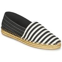 Sapatos Mulher Alpargatas Marc Jacobs SIENNA Preto / Branco