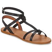Sapatos Mulher Sandálias So Size BEALO Preto