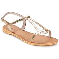 Sapatos Mulher Sandálias Les Tropéziennes par M Belarbi HAMESS Dourado