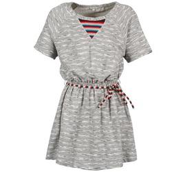 Textil Mulher Vestidos curtos Manoush ETNIC Cinza