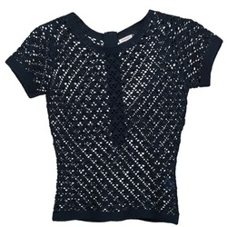 Textil Mulher camisolas Manoush NANY Azul