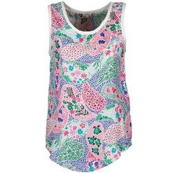 Textil Mulher Tops sem mangas Manoush PAISLEY RETRO Multicolor