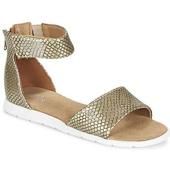 Sapatos Rapariga Sandálias Bullboxer BLINETTE Ouro
