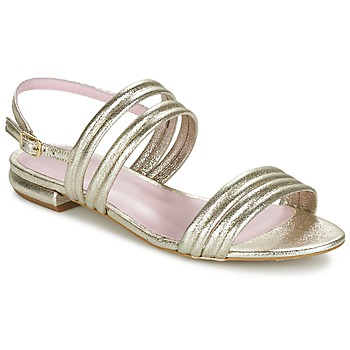 Sapatos Mulher Sandálias Mellow Yellow VEO Ouro