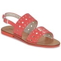 Sapatos Mulher Sandálias Mellow Yellow VADINA Coral