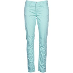 Textil Mulher Calças Gant 410478 Cinza