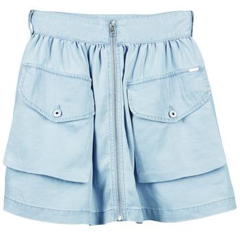 Textil Mulher Saias Diesel DE BODEN B Azul