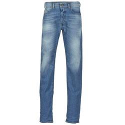 Textil Homem Calças Jeans Diesel BUSTER Azul