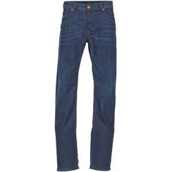 Textil Homem Calças Jeans Diesel WAYKEE Azul / Escuro