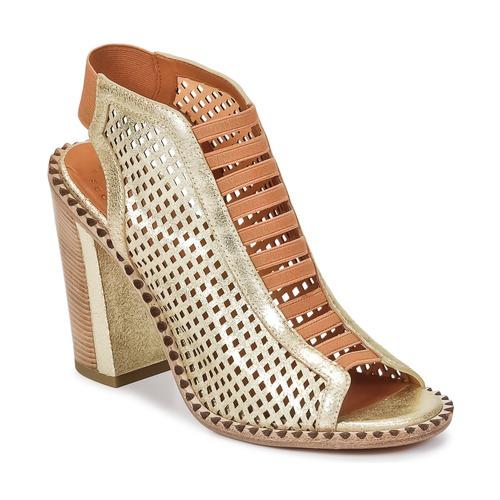 Sapatos Mulher Sandálias Marc by Marc Jacobs SUSANNA Ouro
