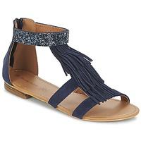 Sapatos Mulher Sandálias Moony Mood EWAL Marinho