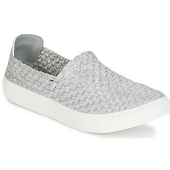 Sapatos Mulher Sapatilhas Moony Mood ESMINE Prateado
