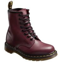 Sapatos Homem Botas baixas Dr Martens Smooth 1460 BORDEAUX