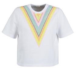 Textil Mulher Sweats Manoush DOUDOU STAR Branco