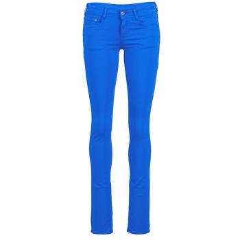 Textil Mulher Calças Cimarron CASSIS Azul