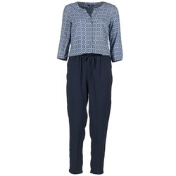 Textil Mulher Macacões/ Jardineiras Tom Tailor UVIALA Azul