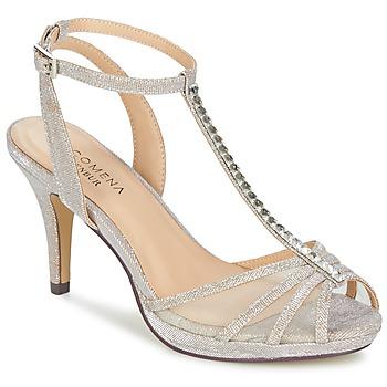 Sapatos Mulher Sandálias Menbur PALMA Areia / Íris