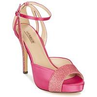 Sapatos Mulher Sandálias Menbur ARENALES Rosa